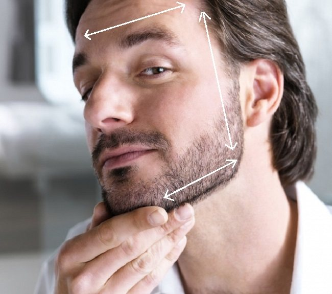C mo saber el tipo de rostro que tienes for Tipos de corte de barba