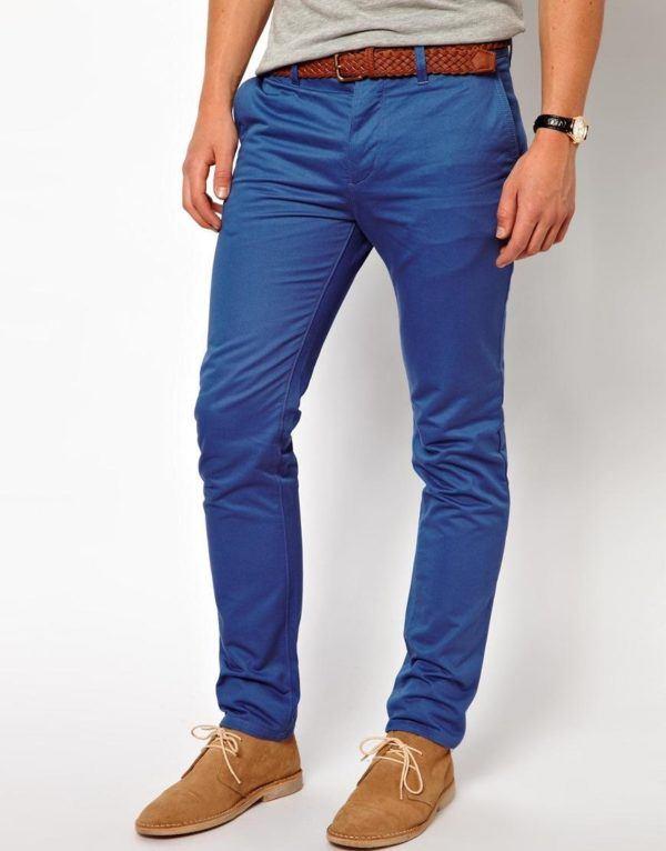 9586e0fa24 Moda Pantalones y Jeans Vaqueros Hombre Invierno 2015-2016 ...