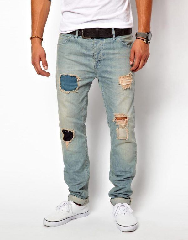 36ceaa96b669b Moda Pantalones y Jeans Vaqueros Hombre Invierno 2015-2016 ...