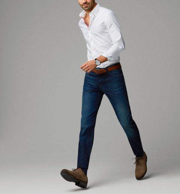 e796381cb Moda Pantalones y Jeans Vaqueros Hombre Invierno 2015-2016 ...