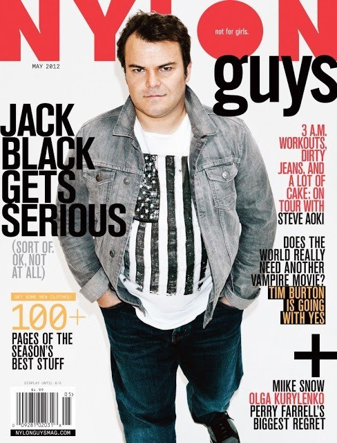 Ropa de Moda para Gordos/Gorditos | Moda Hombres Verano 2015 Jack Black