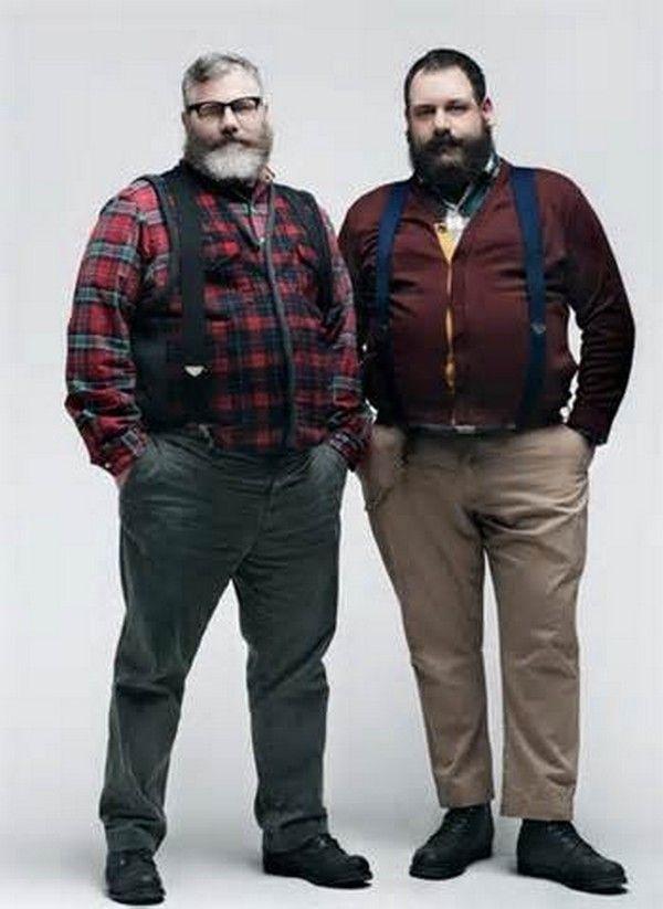 Ropa De Moda Para Gordos Gorditos Moda Hombres Invierno 2016