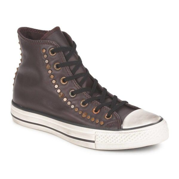 ALL STAR RC LEATHER STUDDED HI
