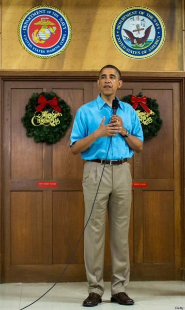 Pantalones hombre Obama