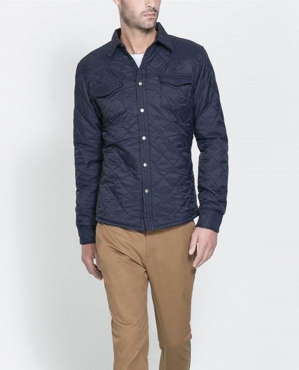 moda-camisas-hombre-otono-invierno-2013-2014-tendencias-camisa-acolchada