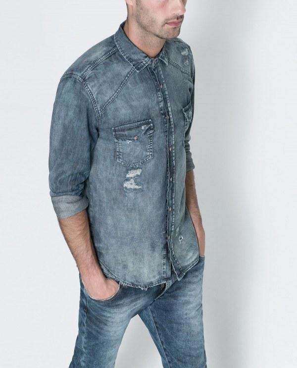 moda-camisas-hombre-otono-invierno-2013-2014-tendencias-camisa-tejana