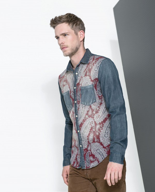 moda-camisas-hombre-otono-invierno-2015-2016-tendencias-camisa-tejana-paisley