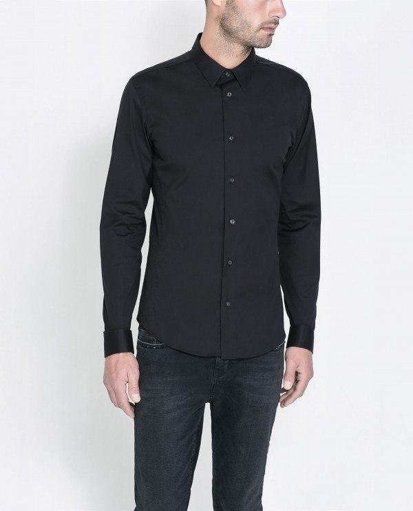 moda-camisas-hombre-otono-invierno-2013-2014-tendencias-elastica-negro