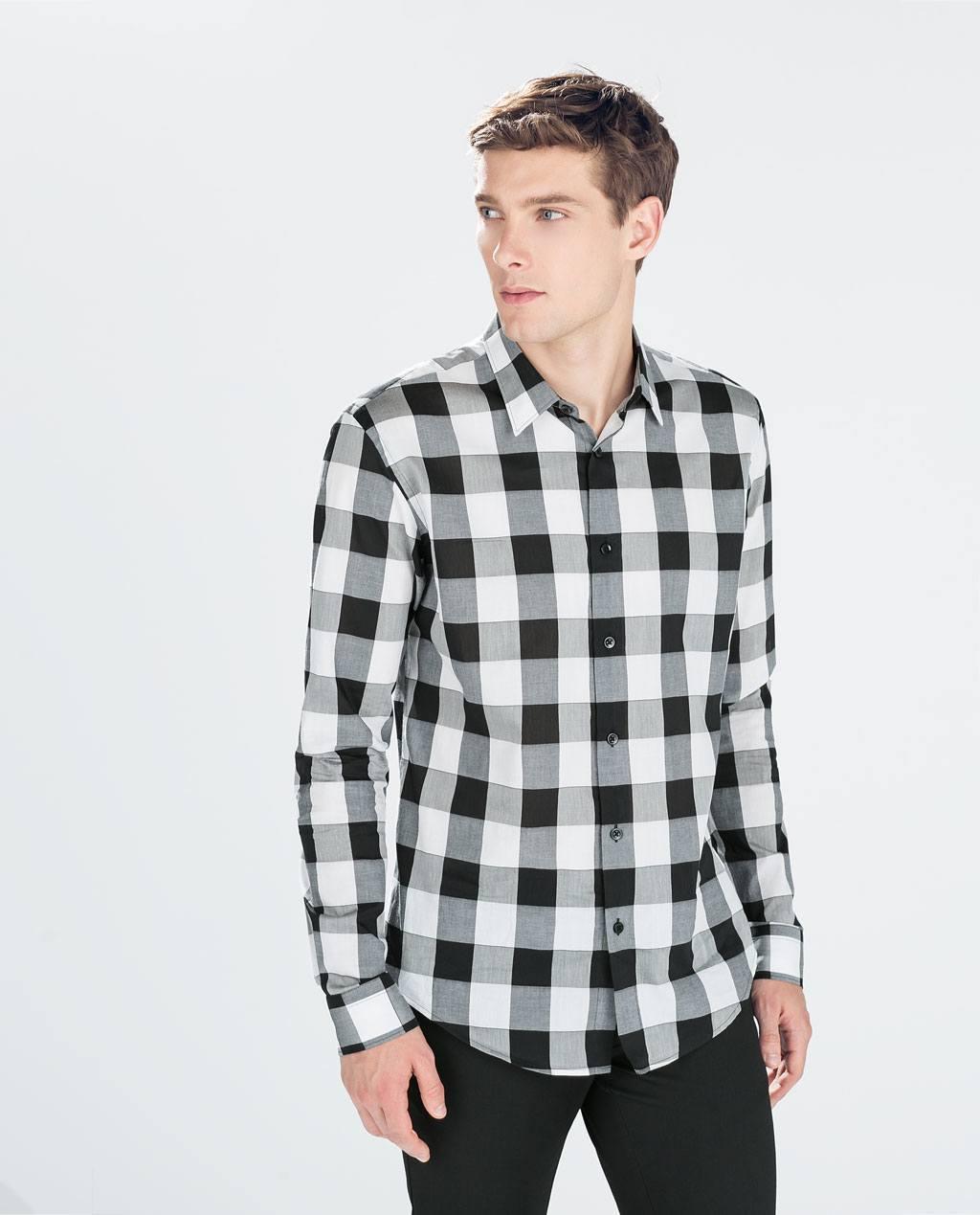 moda-camisas-hombre-otono-invierno-2015-2016-tendencias-camisa-cuadros-zara