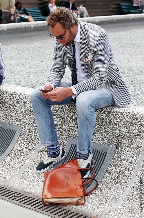 estilo-roll-up-hombre-calcetines