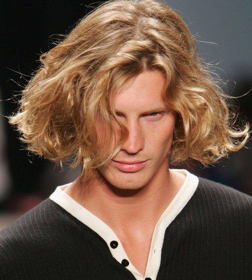 tendencias hombre: pelo largo - v&m peluqueros