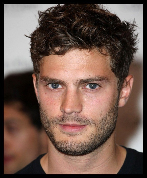 Mr Jamie Dornan Grey