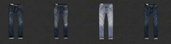 Jeans Rebajas Verano Abercrombie & Fitch 2015