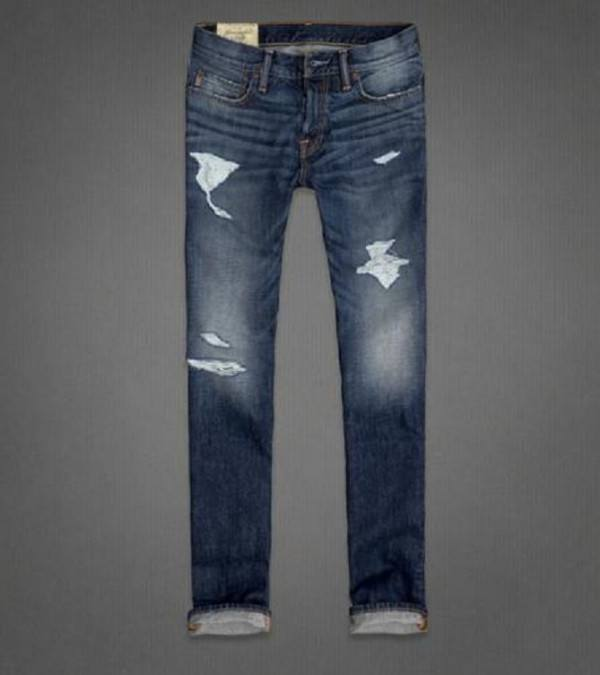 Pantalones Abercrombie & Fitch