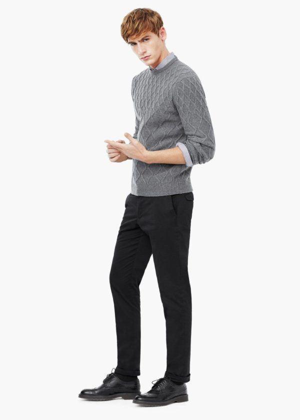 Tendencias-Navidad-2015-hombres-colores-jersey-gris