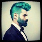 los-mejores-cortes-de-cabello-hipster-hombre-2014-tupe-teñido-verde