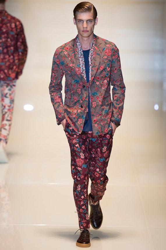 tendencias-americanas-blazers-hombre-2014-flores-gucci