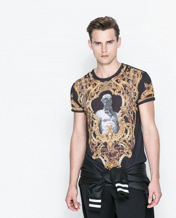cd0a51f7b08a1 Tendencias Camisetas Hombre 2019 - Modaellos.com