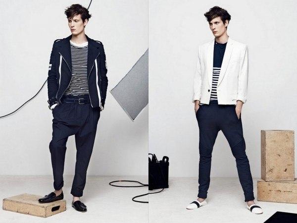 tendencias-camisetas-hombre-2014-camiseta-navy-de-balmain