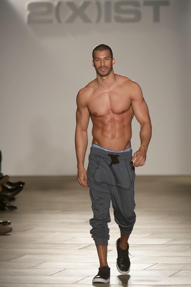Tendencias Camisetas Hombre 2014 Pantalon Harem De 2xist Modaellos Com