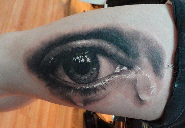 las-fotos-de-tatuajes-en-3d-ojo