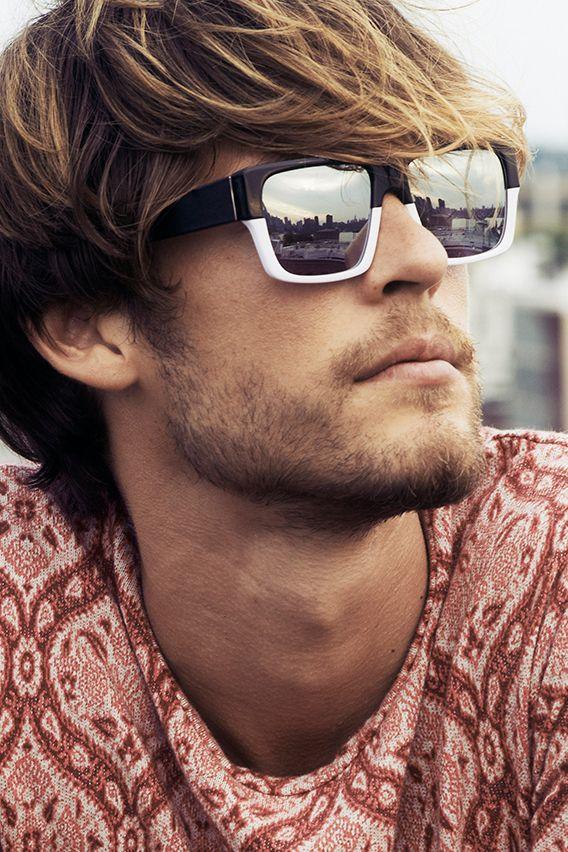 Los mejores cortes de cabello para hombre 2015 Flequillo