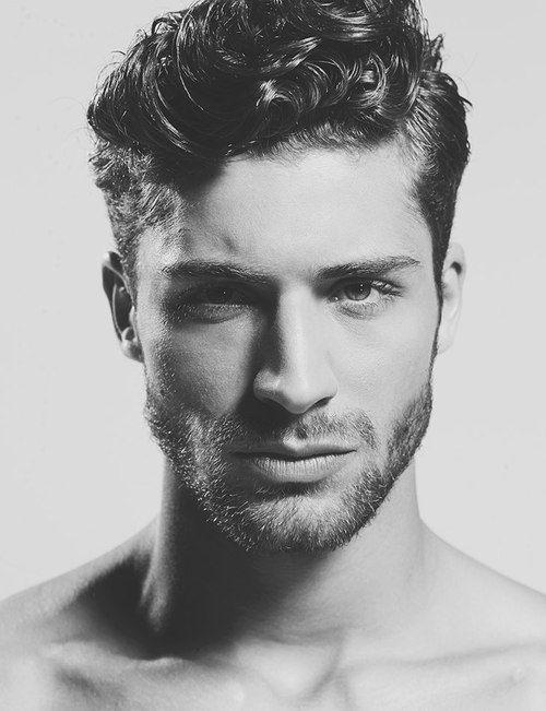 Los mejores cortes de cabello para hombre 2015 Pelo corto rizado