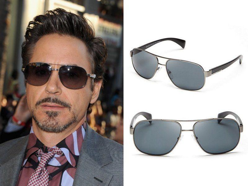 Tendencias Gafas De Sol 2014 Robert Downey Jr Modaellos Com