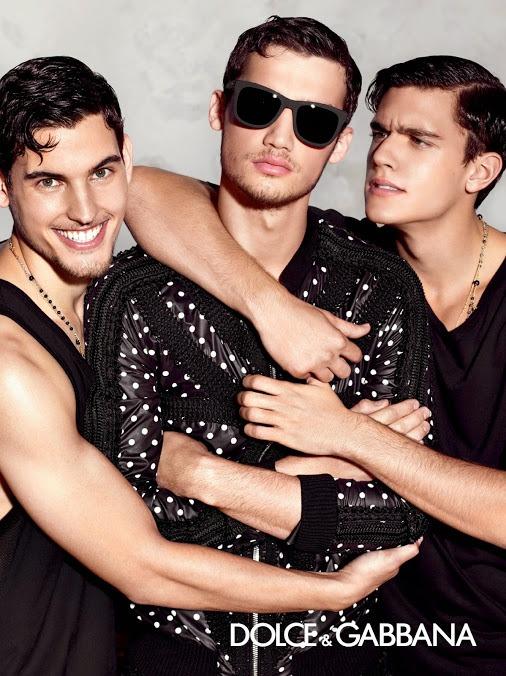 tendencias-gafas-de-sol-2015-modelo-retro-de-dolce-and-gabbana-campaña