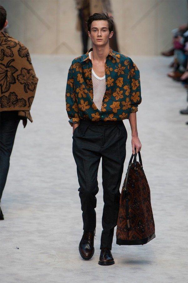 burberry-prorsum-para-hombre-otono-invierno-2014-2015-camisa-flores