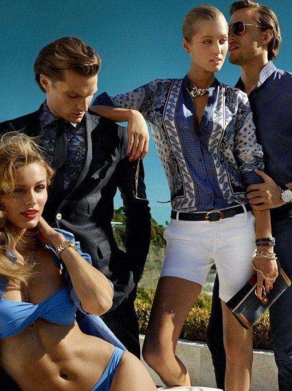 campana-massimo-dutti-para-primavera-verano-2014-traje-camisa-jaquard