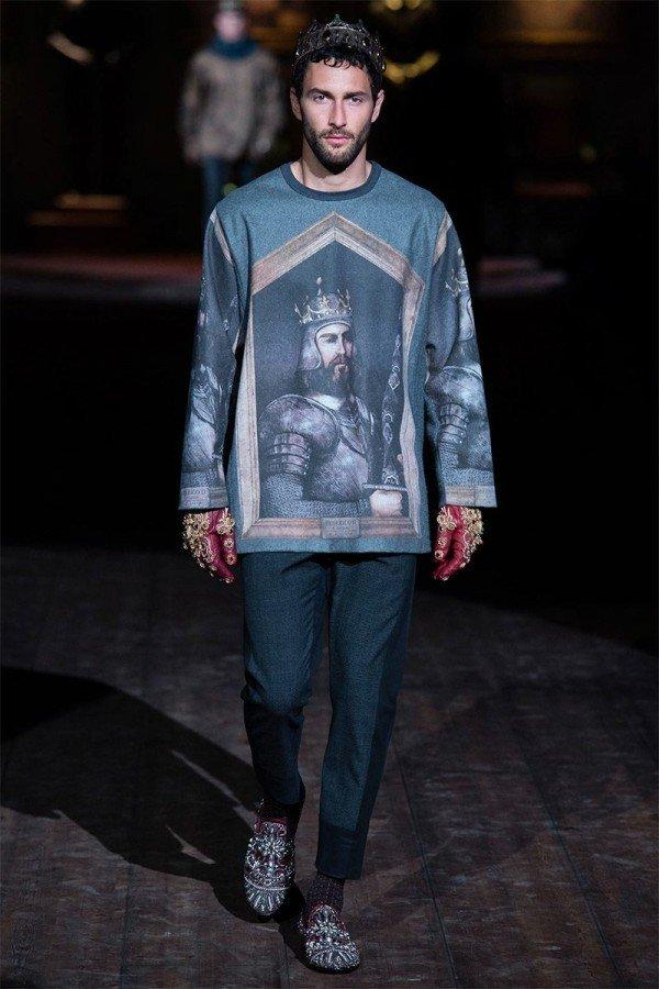 Byzantine Fashion Men