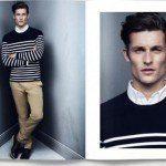 hm-primavera-verano-2014-campaña-preppy-jersey-rayado-pantalon-khaki