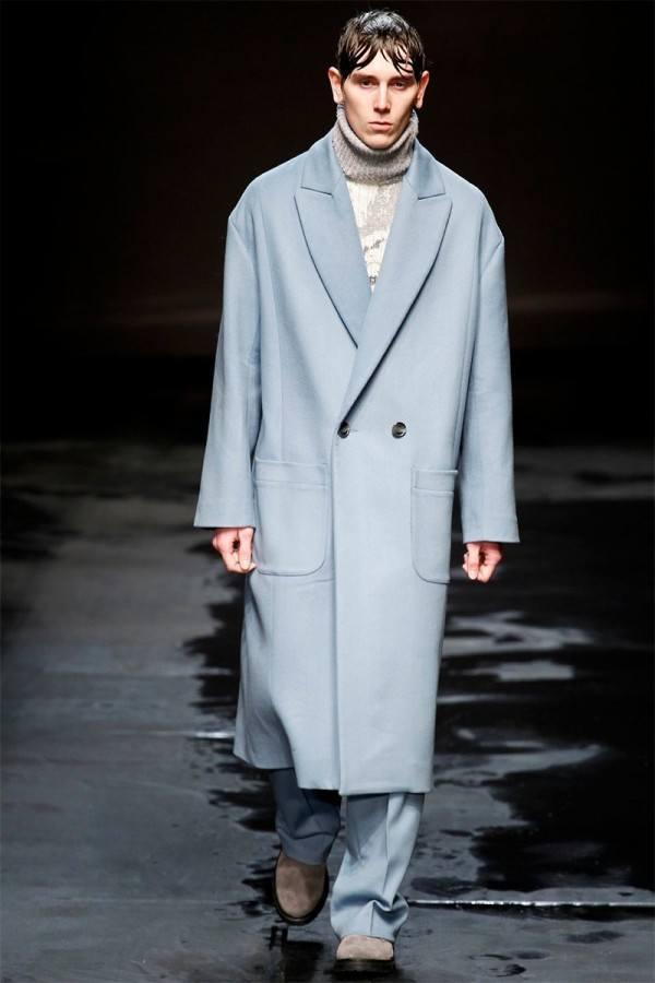 topman-design-hombre-otono-invierno-2014-2015-abrigo-largo-azul