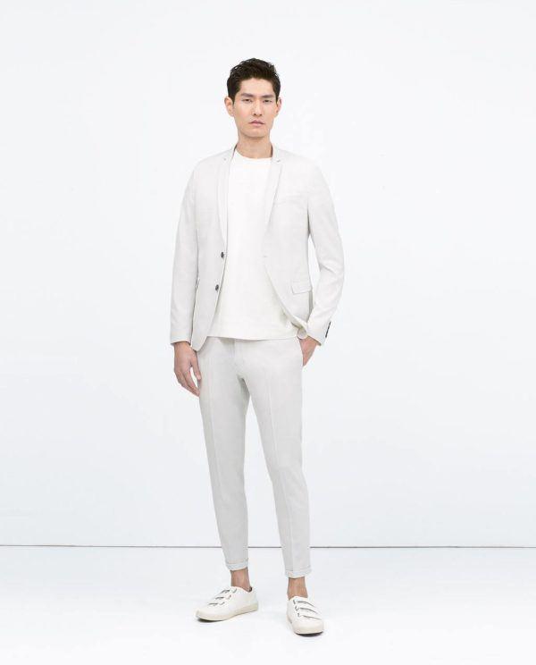 Trajes de Zara Primavera Verano 2015