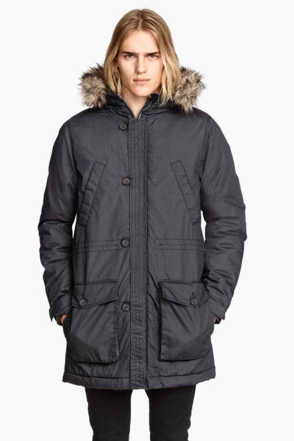 moda-abrigos-y-chaquetas-hombre-otono-invierno-2014-2015-tendencias-parka-acolchada-h&m