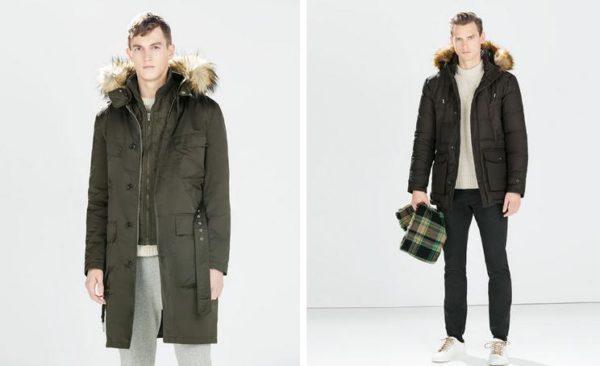 moda-abrigos-y-chaquetas-hombre-otono-invierno-2014-2015-tendencias-parkas-de-zara