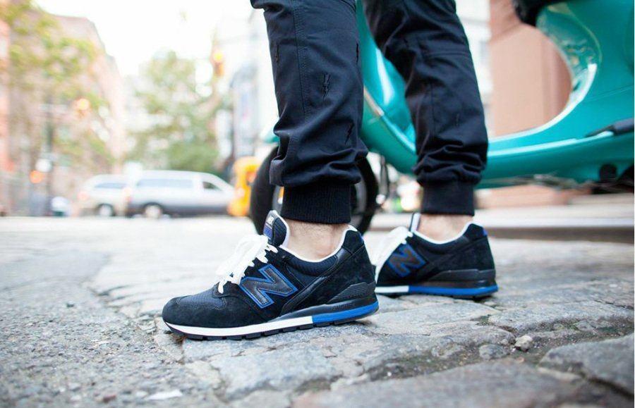 look con zapatillas new balance hombre