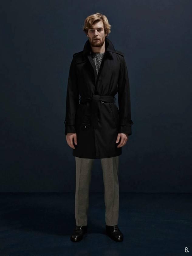 aquascutum-hombre-otono-invierno-2014-2015-abrigo-gabardina