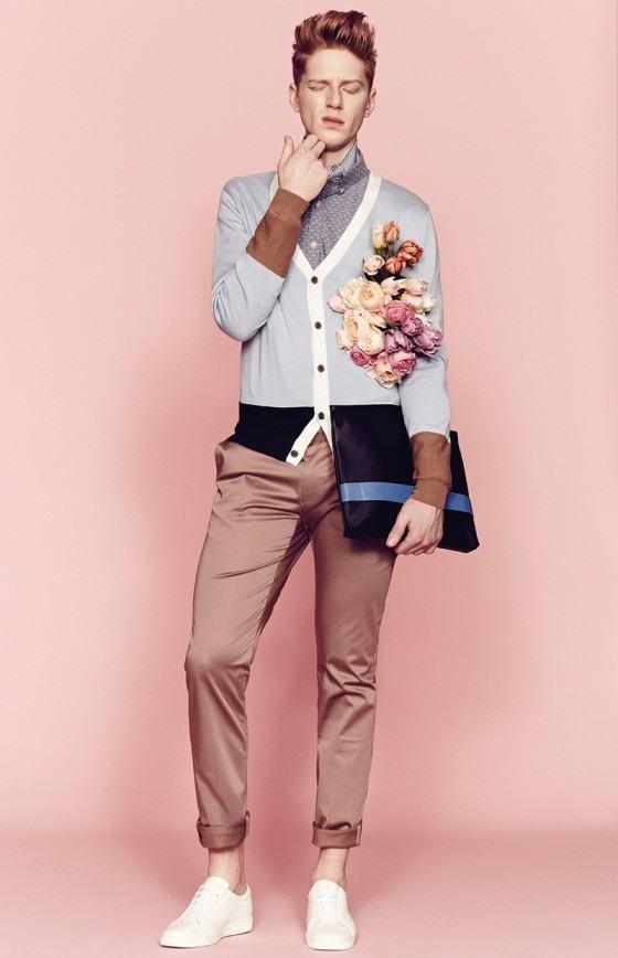 comodo-square-hombre-primavera-verano-2014-pantalon-roll-up-chaqueta-punto