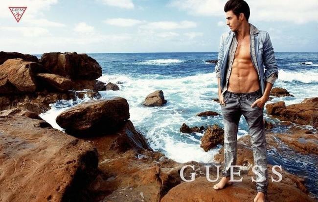 guess-hombre-primavera-verano-2014-moda-denim