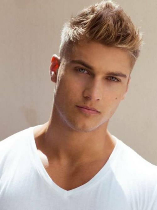 Men Spiky Hairstyles for 2014