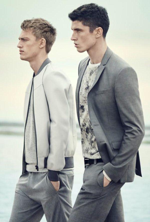 El gris, otra tendencia para la moda de Primavera Verano 2015
