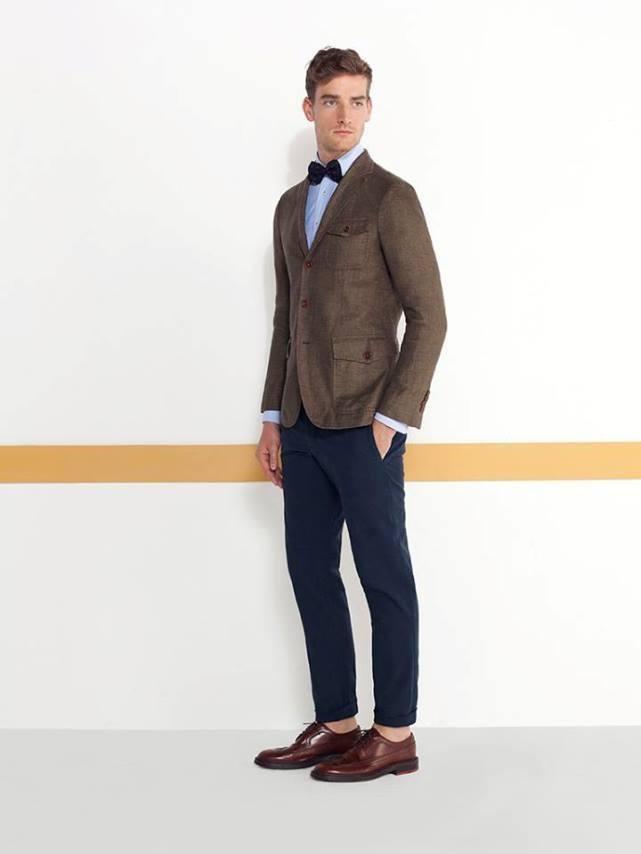 purificacion-garcia-hombre-primavera-verano-2014-blazer-marron-pantalon-azul