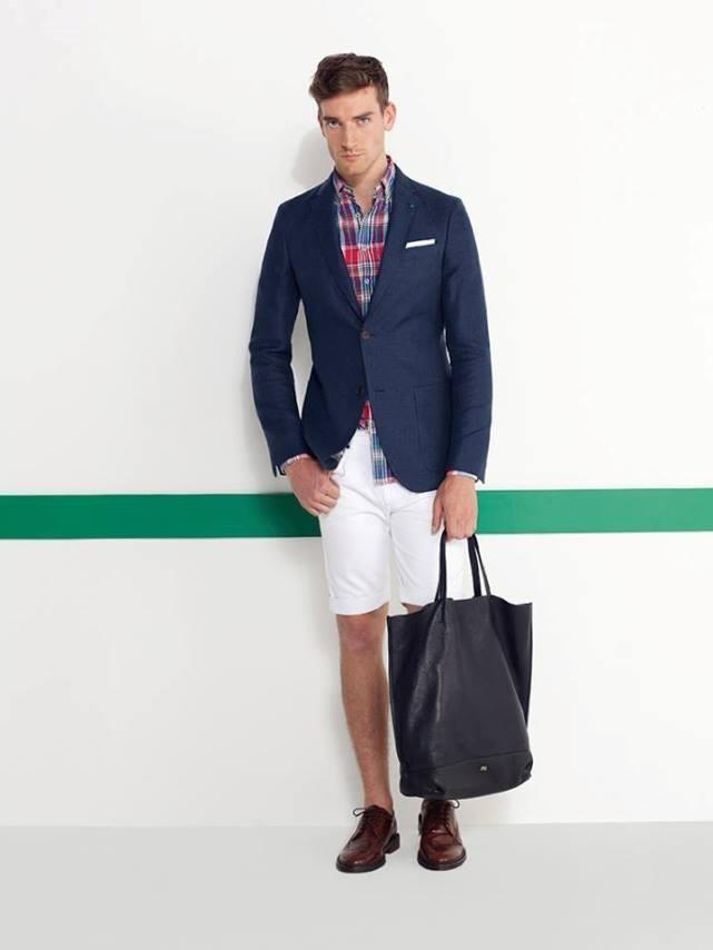 purificacion-garcia-hombre-primavera-verano-2014-traje-azul-blanco-blazer-bermuda