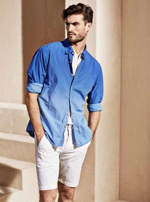 Aliexpress.com: Comprar KUEGOU nuevo verano moda de Hombre