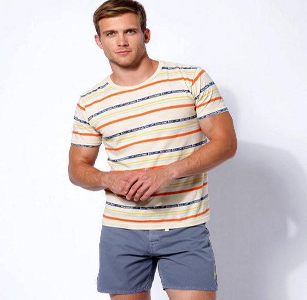 Short shorts men
