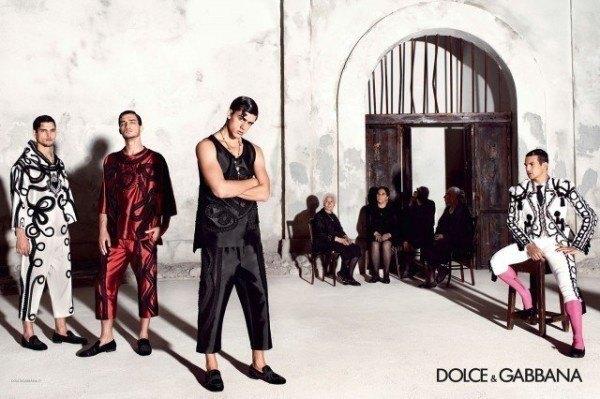 D&G primavera verano 2014 | Tendencias moda hombre