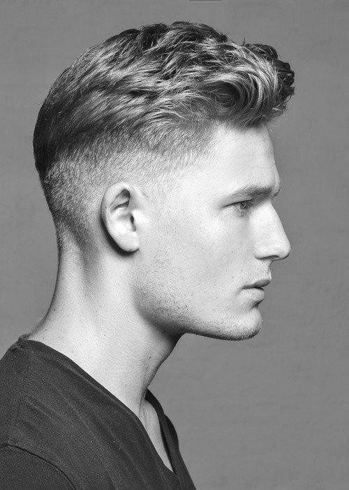 Cortes de pelo y peinados para hombres 2015 cabello corto - Tendencias peinados hombre 2015 ...