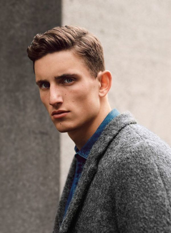 Cortes de pelo y peinados para hombres 2015: Cabello corto